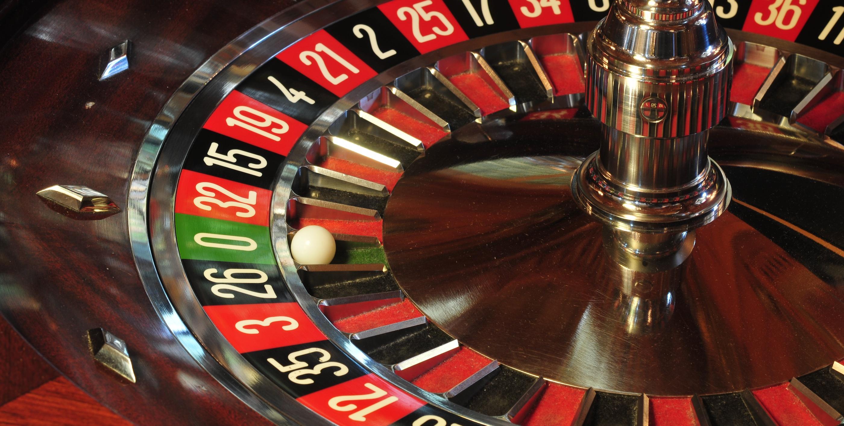 The Startup Casino